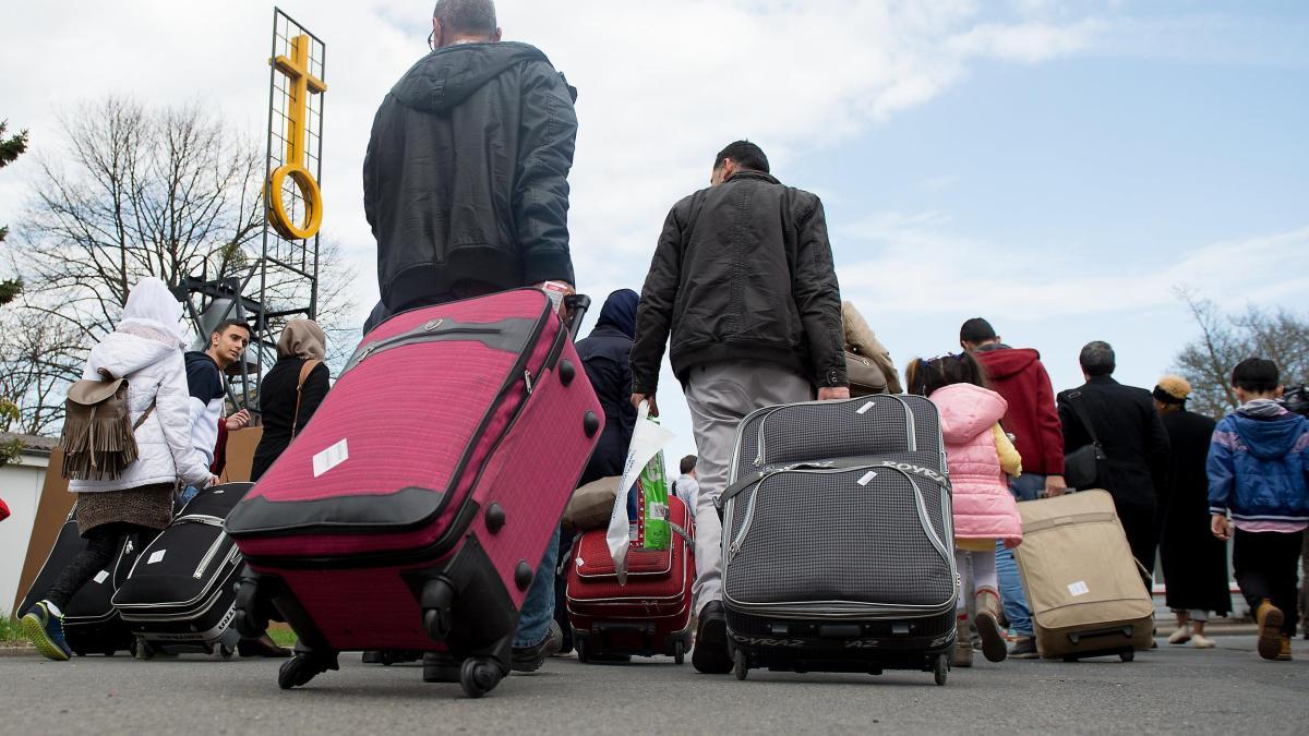 Flüchtlinge Deutschland News Ticker