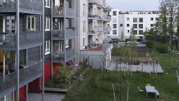 Mietmarktwahnsinn In Bayern 70000 Flüchtlinge Suchen Eine Wohnung