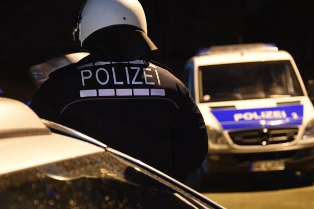 angriffen auf bundespolizei