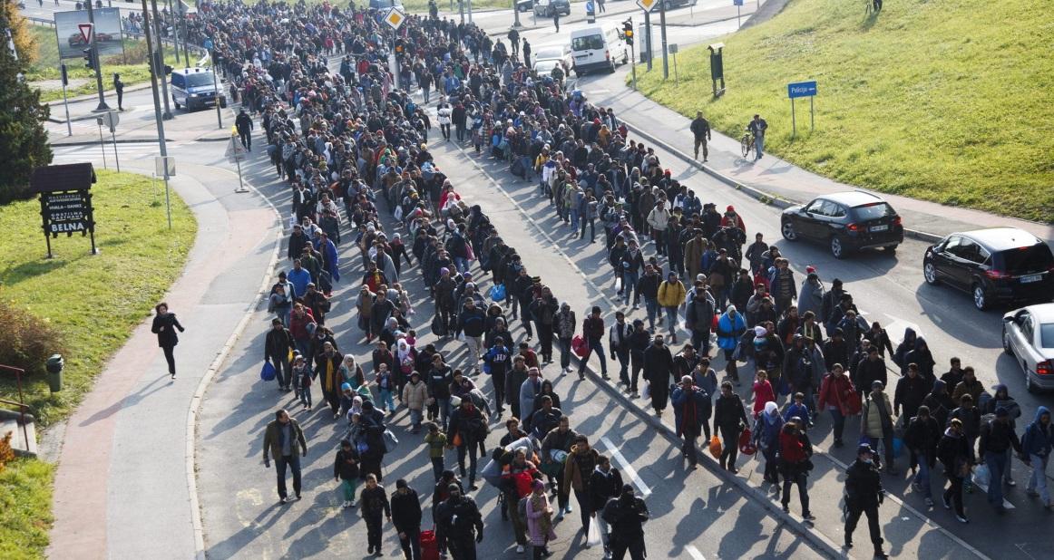 Deutschland nimmt abgelehnte Asylbewerber aus ganz Europa auf – schon gewusst?
